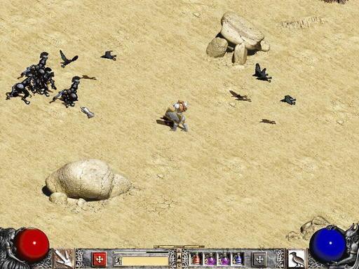 Diablo II - Обзор Эрадана. Друид. Часть 3