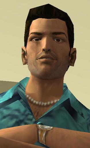 Grand Theft Auto: Vice City - Геройское интервью с Томми Версетти при поддержке GAMER.ru и CBR