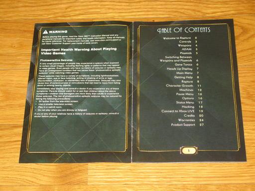 BioShock - Обзор коллекционного издания Bioshock