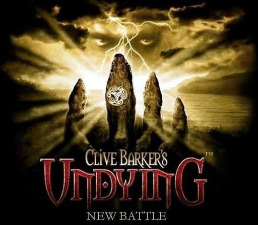 Клайв Баркер. Проклятые - Clive Barker's Undying: New Battle