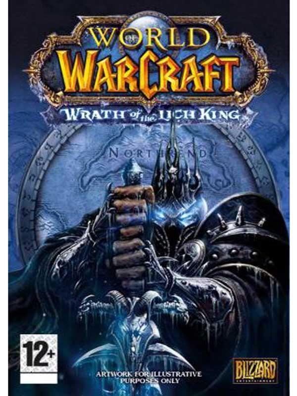 Скачать World of Warcraft: Wrath of the Lich King / Боевой Мир: Восстание К