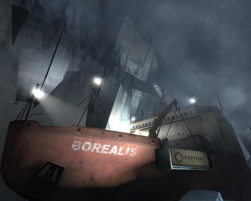 Half-Life 2 - Размышление о G-Man'е и тому подобное