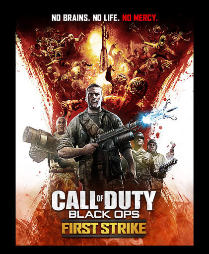 Call of Duty: Black Ops - Несколько слов про Call of Duty: Black Ops - First Strike
