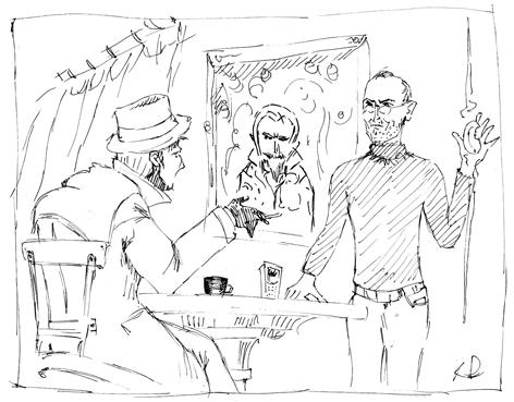 Elder Scrolls IV: Oblivion, The - Геройское интервью с Лордом Шеогоратом при поддержке GAMER.ru и CBR