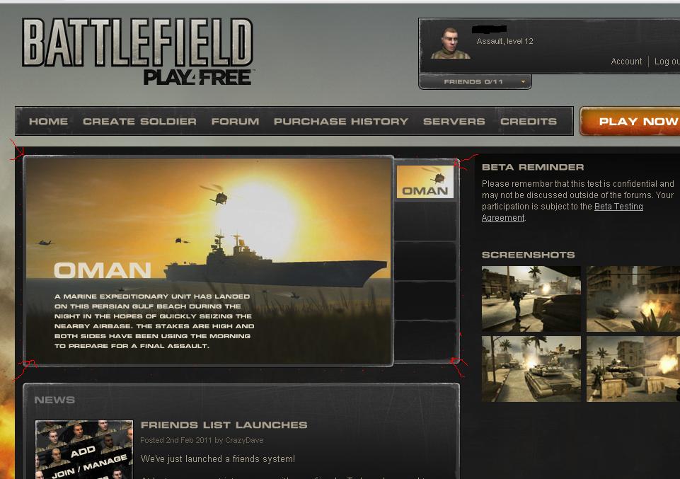 f65fca4545f Небольшое обновление  Слайдшоу — Battlefield Play4Free — Игры ...