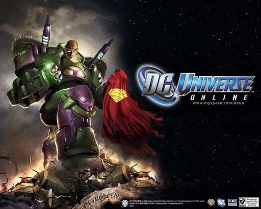 DC Universe Online - Lex Luthor strikes back
