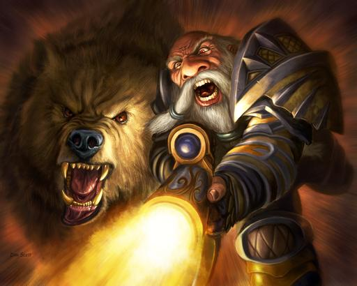 World of Warcraft - О классах World of warcraft