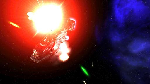 Descent: Freespace - The Great War - Volition все еще хочет сделать FreeSpace 3