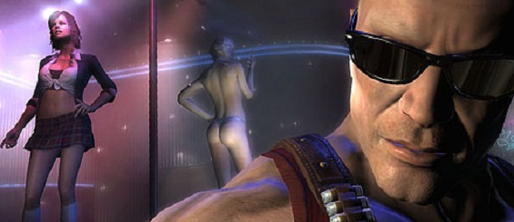 duke nukem forever balls of steel_17. Новый ролик Duke Nukem Forever