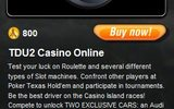 Tdu2 casino online dlc psychopharmacological treatment as they relate to pathological gambling