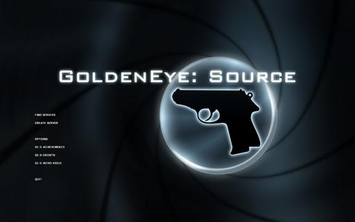 GoldenEye 007 - Golden Eye Source (FAQ для новичков)