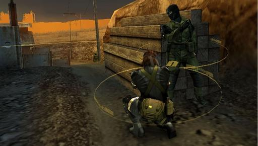 Metal Gear Solid: Peace Walker - Metal Gear Solid: Peace Walker скриншоты