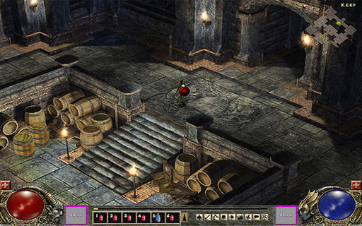 Diablo III - Diablo 3 по версии Blizzard North!