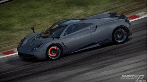 Need for Speed Shift 2: Unleashed - Pagani Huayra - Только для Shift 2 Unleashed