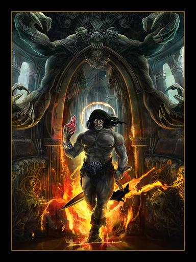 Diablo II - Геройское интервью с Diablo при поддержке GAMER.ru и CBR