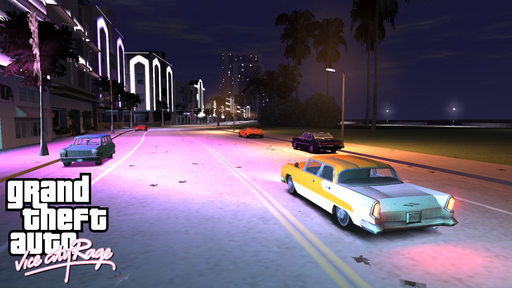 Grand Theft Auto: Vice City - Старый Vice City в новом формате