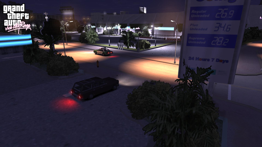 Grand Theft Auto: Vice City - Старый Vice City в новом формате