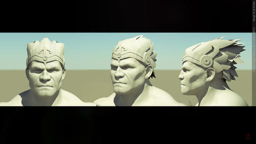 Enslaved: Odyssey to the West - 3D Models