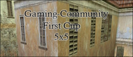 Киберспорт - Counter-Strike: Gaming-Community - First Cup