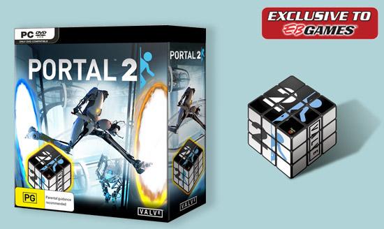 portal 2 издание со знаком