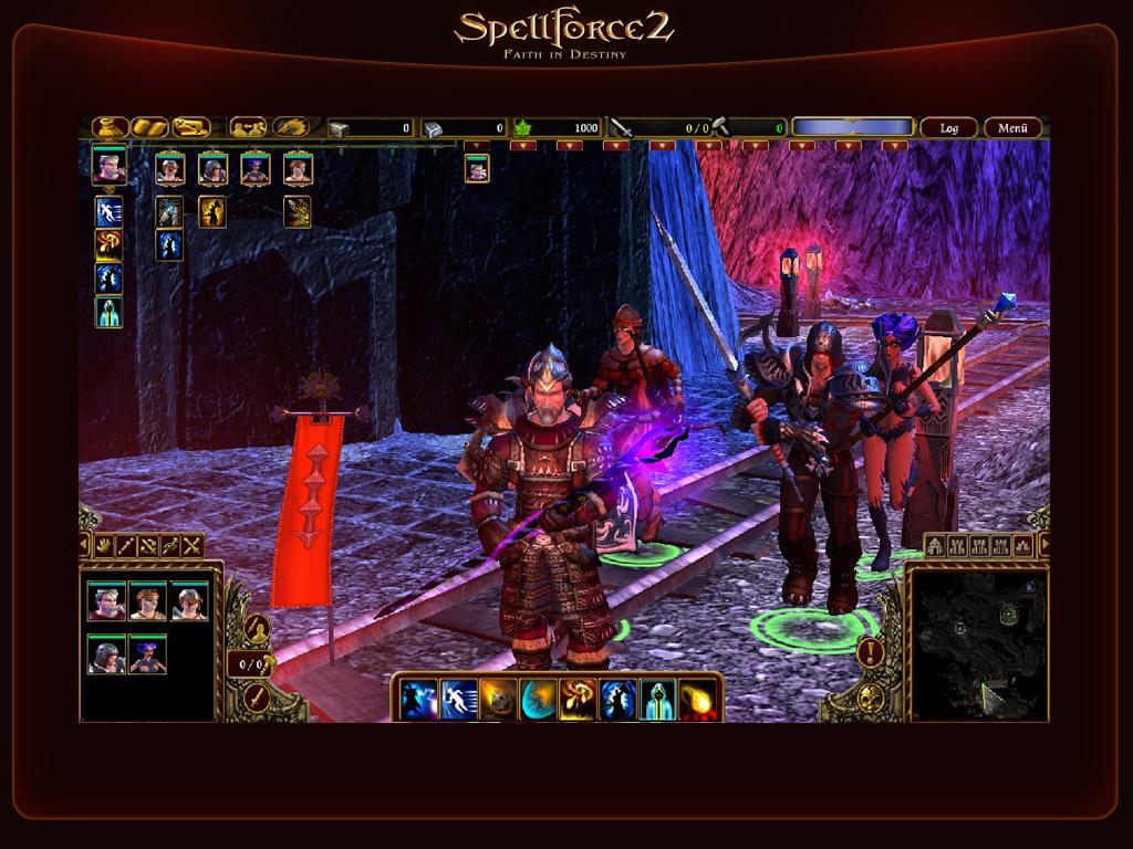 Обзор spellforce: the order of dawn от пользователя celeir