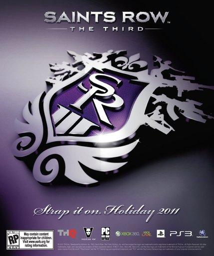 Анонс Saints Row: The Third