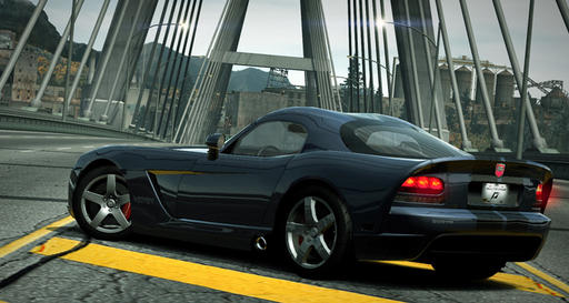 Need for Speed: World - Dodge Viper SRT10 в продаже!