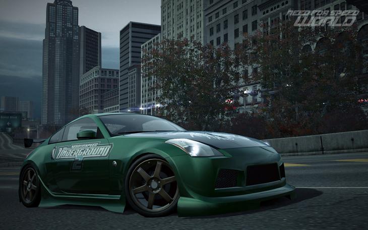 'Underground 2' Edition Nissan