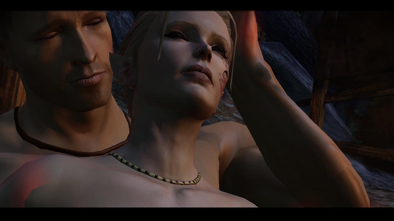 Сцены секса в драгонейдж 2