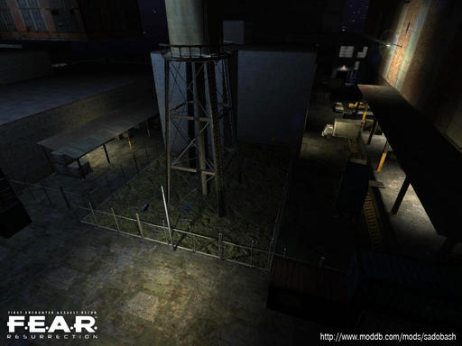 "F.E.A.R. - F.E.A.R. Resurrection - альтернативное дополнение к F.E.A.R. Новые скриншоты из ""Interval 08"""