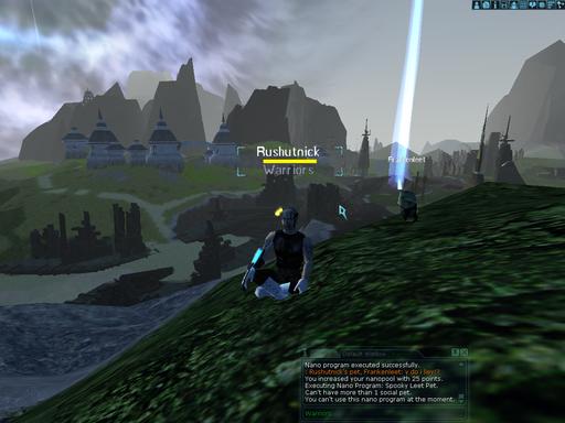 Anarchy Online: Shadowlands - Настоящие  скриншоты АО:Shadowlands