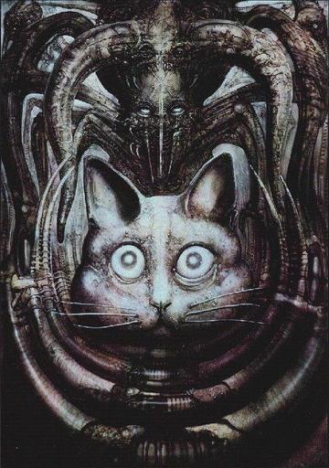 Aliens Versus Predator 2 - Ганс Руди Гигер
