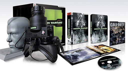 Обзор Modern Warfare 2 Prestige Edition