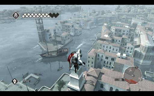Assassin's Creed II - Авторский обзор Assassin's Creed II