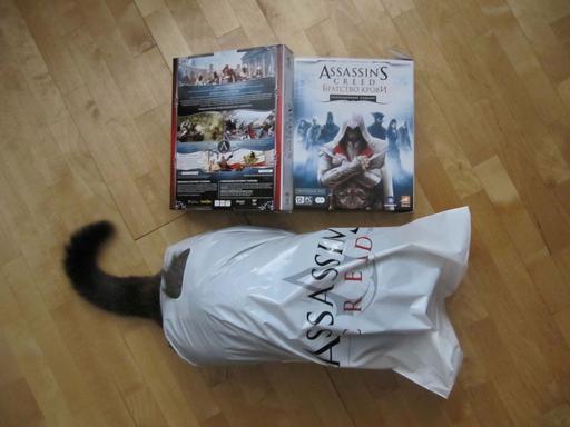Assassin's Creed: Братство Крови - Обзор коллекционного издания Assassin'..