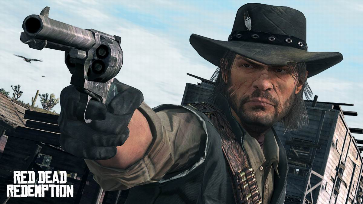 Red Dead Redemption обои