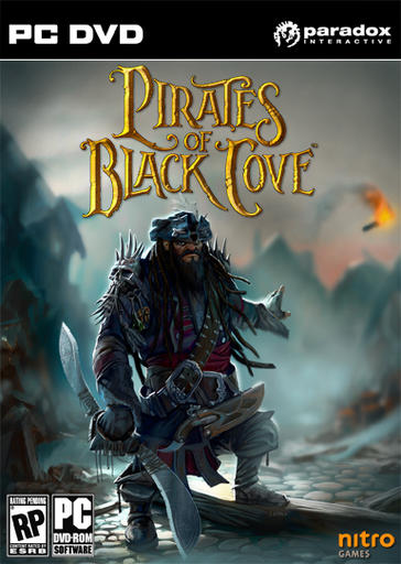 Новости - Из недр Paradox Interactive - боксарт,геймплей и арты Pirates of Black Cove