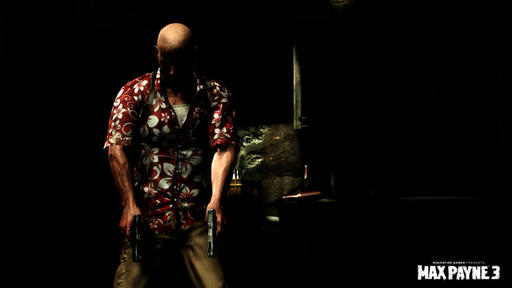 Max Payne 3 - He's coming