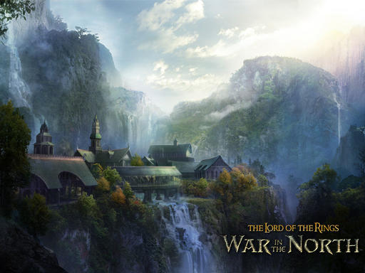 Lord of The Rings: War in The North - Геймплей игры