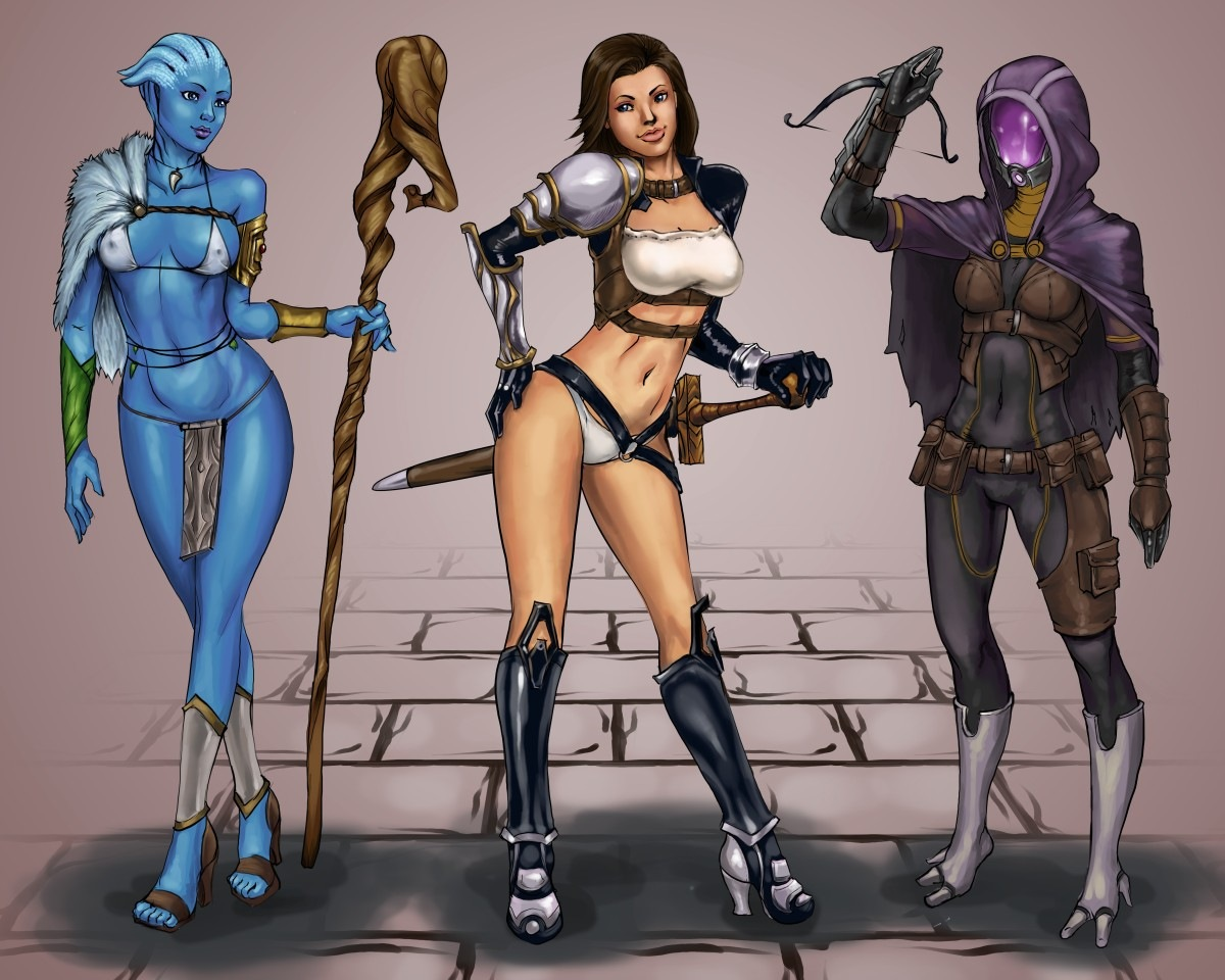 Fan art porn sexy picture