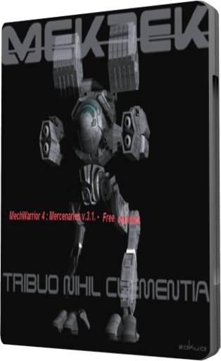 MechWarrior 4: Mercenaries - Скачать MechWarrior 4: Mercenaries v.3.1