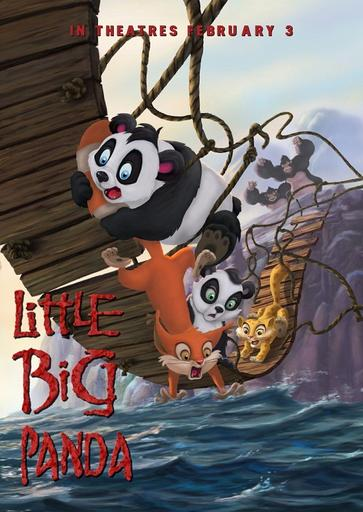 Watch Little Big Panda (2011) online for free at HD quality, full