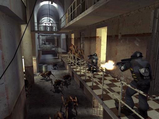 Half-Life 2 - Альянс изнутри