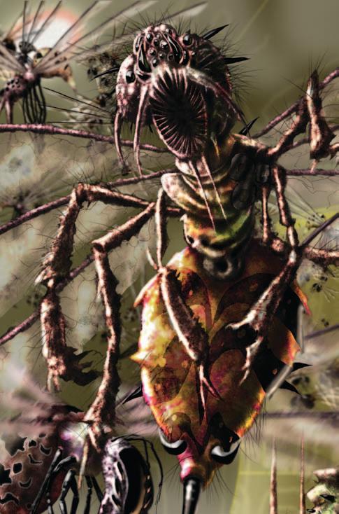 паразиты обитающие человеке