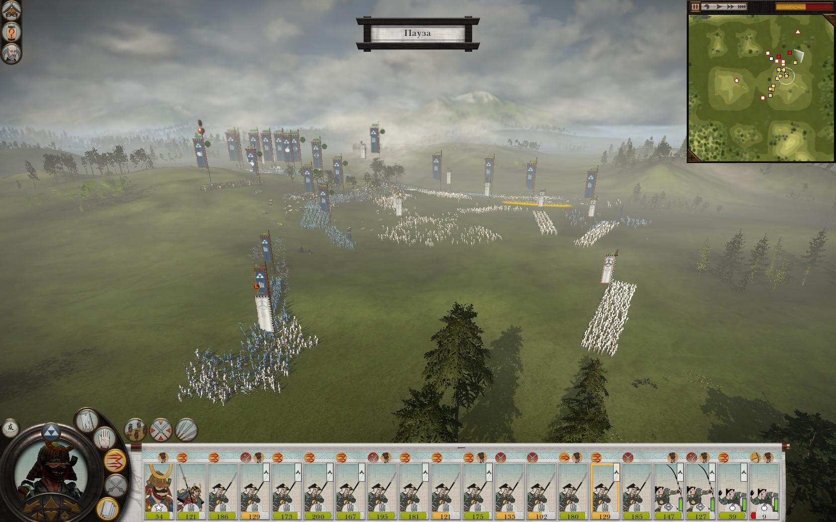 Рецензия total war shogun 2 1177