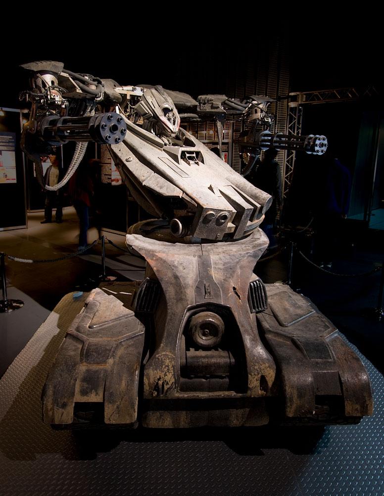 Эволюция Терминаторов - T-1 — Терминатор: Да придет спаситель ...