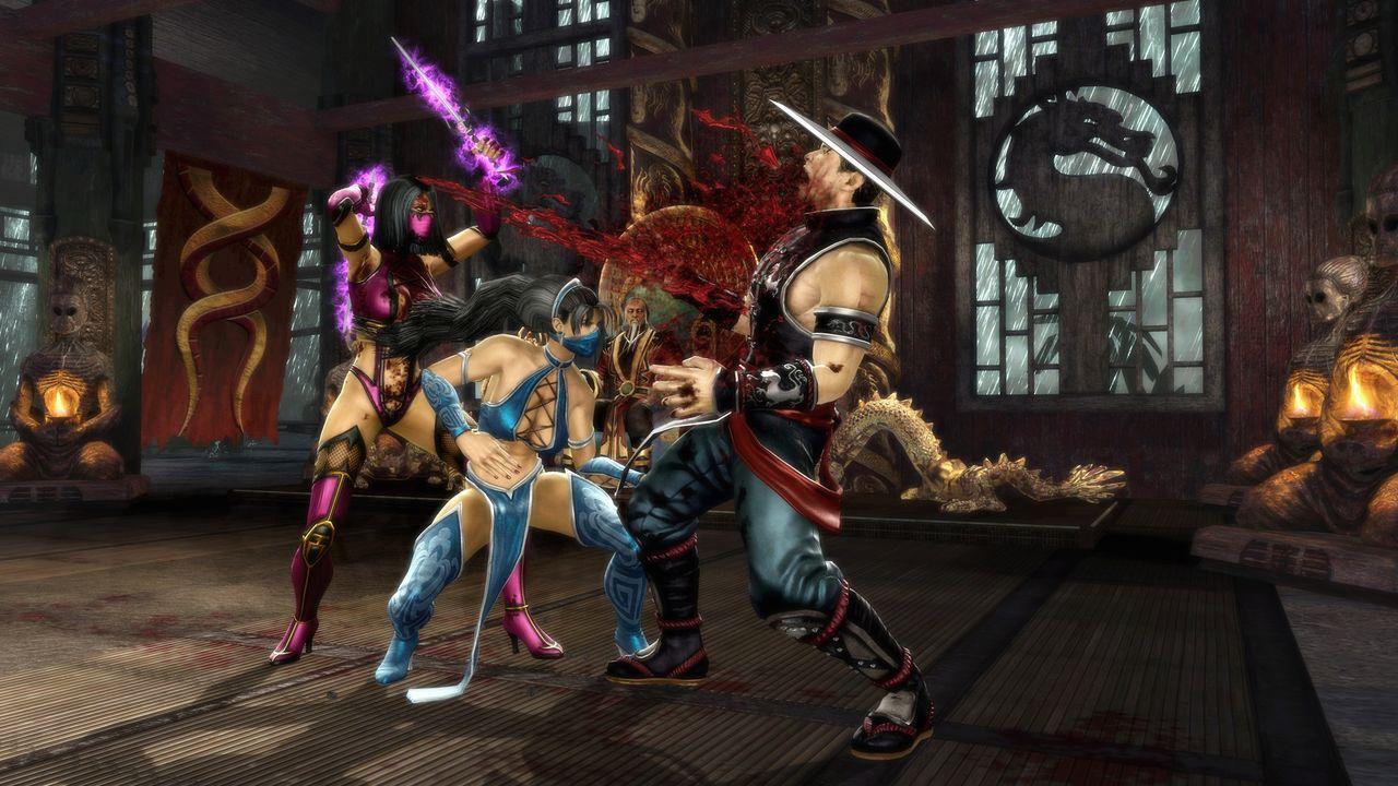Mortal Kombat 3  Characters  TV Tropes
