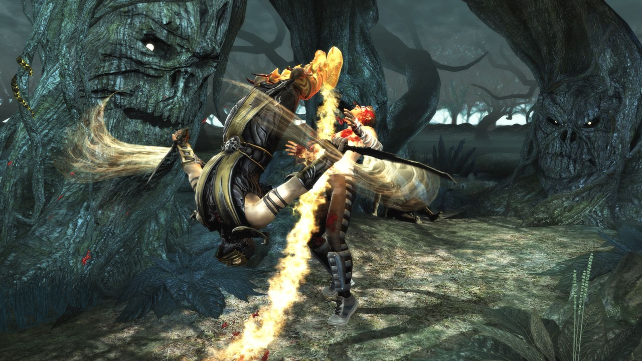 Mortal Kombat 9 2011 Fatalities and Babalities List for PS3