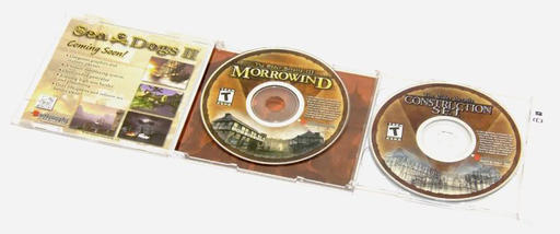 Elder Scrolls III: Morrowind, The - Morrowind и аддоны в фотографиях.