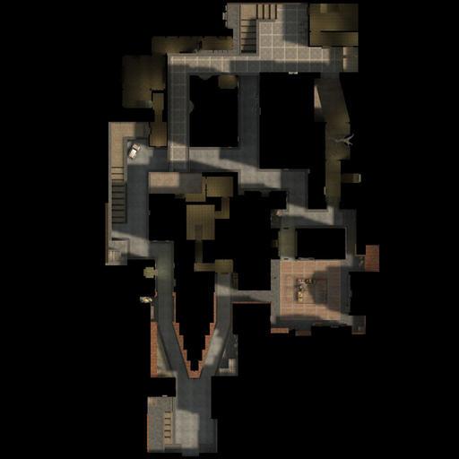 Half-Life: Counter-Strike - Категории карт в CS 1.6: cs_